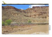 Just Around The River Bend 6 Carry-all Pouch