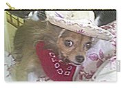 Just Because She Is A Chihuahua Carry-all Pouch