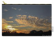 Just Before Sunset Carry-all Pouch