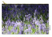 Just Bluebells  Carry-all Pouch