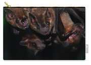 Just Hanging Around - Bats Carry-all Pouch
