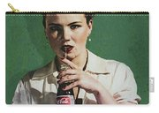 Just Like Old Times - Coca-cola Carry-all Pouch