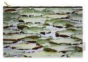 Just Lily Pads Carry-all Pouch