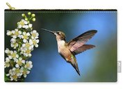 Just Looking Carry-all Pouch by Christina Rollo