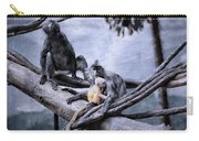 Just Monkeying Around Carry-all Pouch