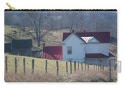 Just Over The Hill - Craig County Virginia Scenic Carry-all Pouch