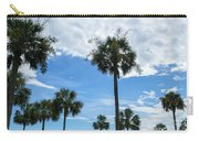 Just Palm Trees Carry-all Pouch