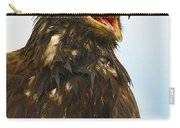 Juvenile Bald Eagle Carry-all Pouch