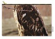 Juvenile Eagle Carry-all Pouch