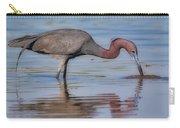 Juvenile Reddish Egret Carry-all Pouch