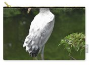 Juvenile Wood Stork Carry-all Pouch
