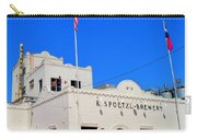 K. Spoetzl Brewery Carry-all Pouch