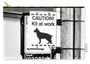 K9 At Work Carry-all Pouch