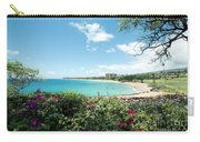 Kaanapali Maui Hawaii Carry-all Pouch