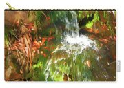 Waterfall Of Love Carry-all Pouch