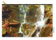 Cascading Water Carry-all Pouch