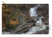 Kaaterskill Falls Autumn Square Carry-all Pouch