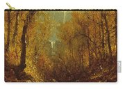 Kaaterskill Falls Carry-all Pouch by Sanford Robinson Gifford