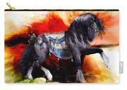 Kachina Hopi Spirit Horse  Carry-all Pouch