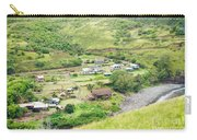Kahakuloa Village Maui Hawaii Carry-all Pouch