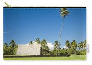 Kahanu Garden Hana Maui Hawaii Carry-all Pouch