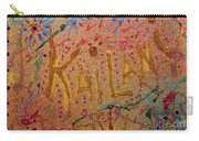 Kailani's Sweet Sixteen Carry-all Pouch