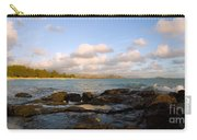 Kailua Bay Sunrise Carry-all Pouch