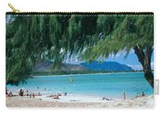 Kailua Beach Park Carry-all Pouch