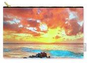 Kailua-kona Sunset Carry-all Pouch