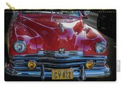 Kaiser Virginian Deluxe - 1949 Convertible Carry-all Pouch