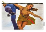 Kaitlyn Weaver And Andrew Poje Carry-all Pouch