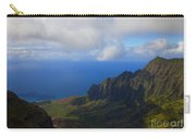 Kalalau Storm Clearing Carry-all Pouch