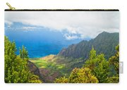 Kalalau Valley 2 Carry-all Pouch
