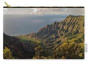 Kalalau Valley 3 Carry-all Pouch