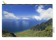 Kalalau Valley Carry-all Pouch