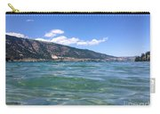 Lake Of Many Colours Carry-all Pouch