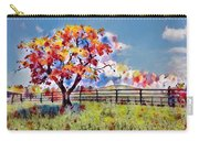 Kaleidoscope Of Colors Carry-all Pouch