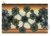 Kaleidoscopeflowers Carry-all Pouch