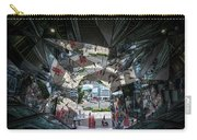 Kaleidoscopic Tokyo Carry-all Pouch