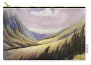 Kalihi Valley Art Carry-all Pouch