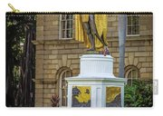 Kamehameha The Great Carry-all Pouch by Jon Burch Photography