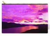 Kamloops Lake At Dawn Carry-all Pouch