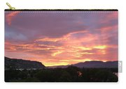 Kamloops Sunset 2 Carry-all Pouch