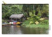 Kamokila Hawaiian Village - Kauai Carry-all Pouch