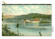 Kanawha Bridge Carry-all Pouch