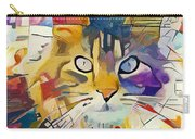 Kandinsky Cat Carry-all Pouch