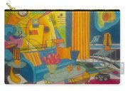 Kandinsky Living Room Carry-all Pouch