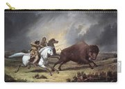 Kane: Buffalo Hunt Carry-all Pouch