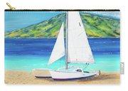 Kanoa At Kaanapali Beach Maui Carry-all Pouch