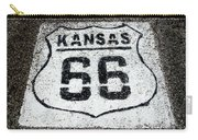 Kansas 66 Carry-all Pouch